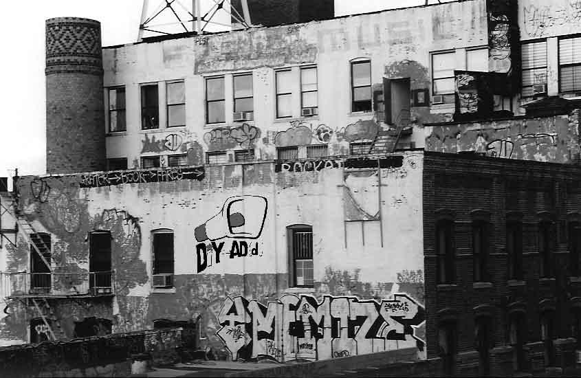 Brooklyn en ruines