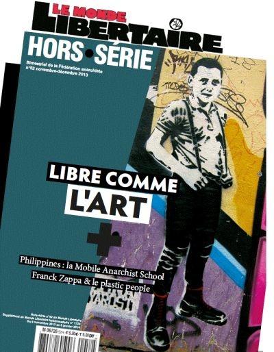 Le Monde Libertaire hors-série 52